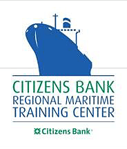 Citizens Bank Regional Maritime Center signage