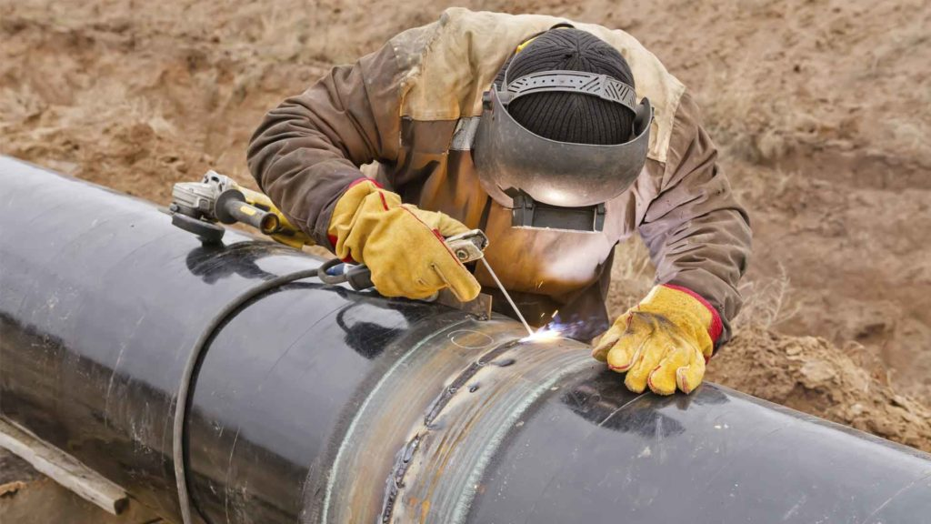 Gas Distribution Pipeline Mechanic
